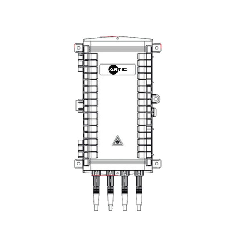 Caja Distribución Hard Connect 16P