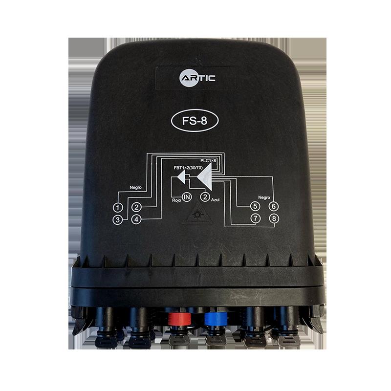 Caja de Distribución 8P Hard Connect