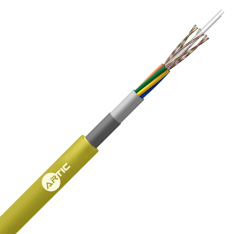 CABLE DUCTO CUBIERTA SIMPLE SECO LSZH-OM4-48 FO